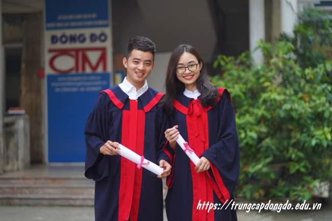 đăng ký khóa học chứng chỉ 1 tháng 3 tháng 6 tháng tại trường Trung cấp Công nghệ và Quản trị Đông Đô