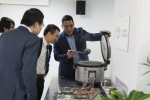 Lễ ký kết hợp tác với Công ty TNHH MTV AON VINA ảnh 10 trường Trung cấp Công nghệ và Quản trị Đông Đô