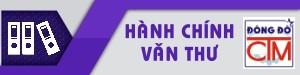 banner trung cấp hành chính văn thư trường Trung cấp Công nghệ và Quản trị Đông Đô