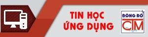 banner trung cấp công nghệ thông tin trường Trung cấp Công nghệ và Quản trị Đông Đô