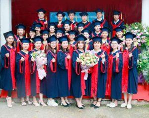 lễ trao bằng tốt nghiệp Trung cấp chính quy đợt 1 năm 2021 ảnh 6 trường Trung cấp Công nghệ và Quản trị Đông Đô
