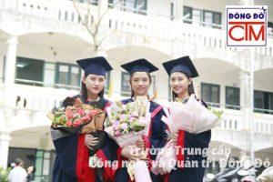 lễ trao bằng tốt nghiệp Trung cấp chính quy đợt 1 năm 2021 ảnh 9 trường Trung cấp Công nghệ và Quản trị Đông Đô