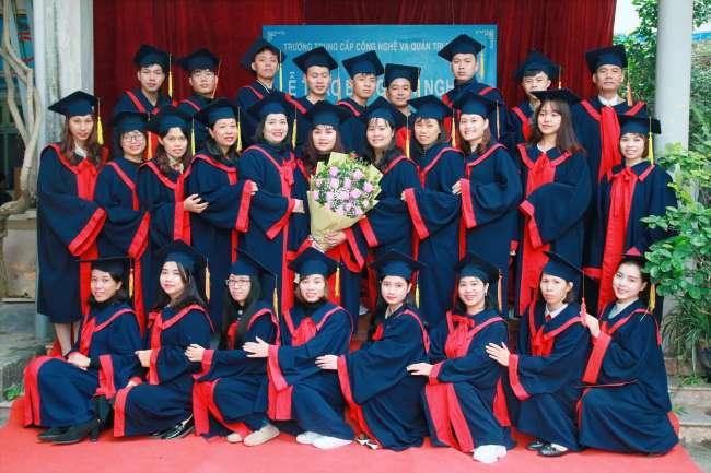 Lễ trao bằng Tốt nghiệp đợt 3 năm 2020